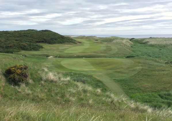 Aikenshill B and B Aberdeenshire Scotland Murcar Links Golf Club Accomodation